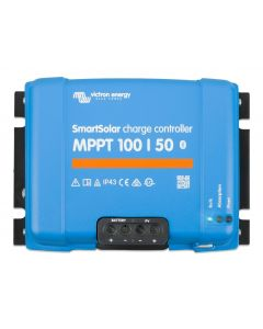 Victron Smart Solar Battery MPPT Charger 100/30 & 100/50. 12V/24V Auto Select