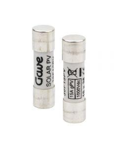 PV Protection Fuses gPV 2A, 4A, 6A, 8A, 10A, 12A, 15A, 20A