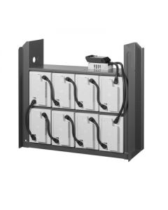 Battery Bank GEL Hoppecke Solar Blocs 6V 250Ah