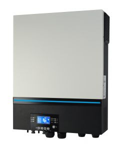 The most powerful single phase off grid inverter. Expandable with up to 6 unit. PV Max 8kW