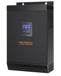 Conversol A5 Off-Grid Inverter - 3kVA, 24V, MPPT Charger, 60Amp