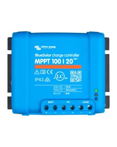 Victron BlueSolar Battery Charger MPPT 100/20