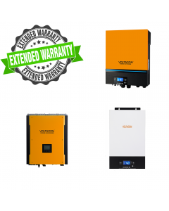 Warranty Extension 3 and 5 Years for Solar Inverter