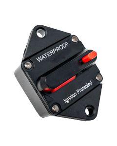 Panel Mounted Waterproof DC Circuit Breaker 20A & 30AMP Fuse Reset Car RV Boat 12V-48V