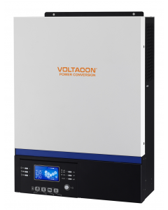 Conversol A9 3000W, 24V, Off-Grid Inverter up to 450VDC, Battery Independent, Bluetooth