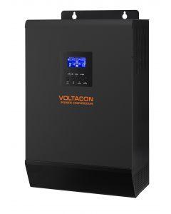 Conversol 5kW Pure Sinewave 230VAC. 24V Battery Connection