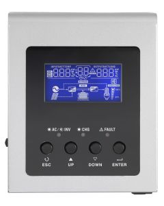 Control panel RJ45 with 15meter cable