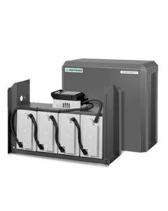 Battery Bank GEL Hoppecke Solar Blocs 12v 150Ah