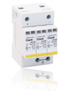 GAVE Electro PV Surge Protection Class II 1000v