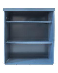 Metallic cabinet for GEL batteries