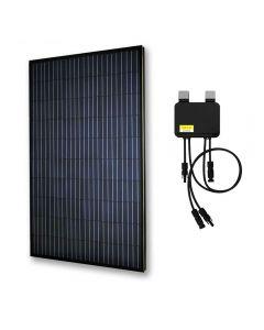 Smart Panel (All Black) - ET Solar 320W Solar Panel Monocrystalline