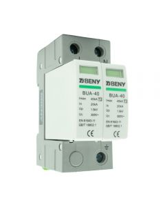Surge protection for single phase 230VAC