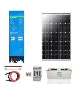 Mobile Power Station 1600W Victron Easy Solar