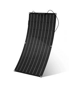 VSolar Flexible 100W panel with ETFE coating