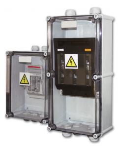 Voltacon Sun Fusebox Parallel Connection Battery Banks