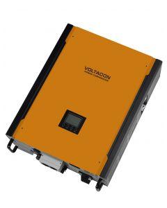 Hybrid Solar Inverter/Charger with Energy Storage 48V