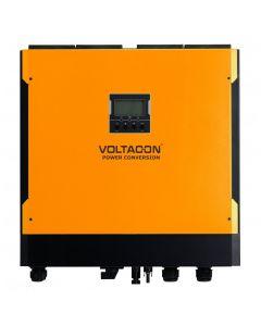 Hybrid 5.5kW-E - Single Phase Solar Inverter HSI5000 48VDC. VDE0121 G98/G99 and G100 Compliant