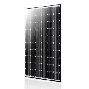 ET Solar Solar Panel 320Watt Monocrystalline. Black Frame