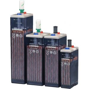 520Ah Battery Bank 48V OPzS Lead Acid. 24 cells in series