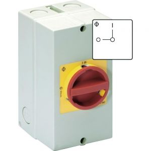 AC Switch Disconnectors  - Single Phase Kraus & Naimer