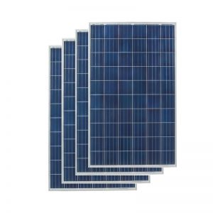 4-Pack of Solar Panels 285W Eging PV Modules Total Power 1140W