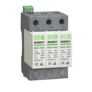 Surge Protection Device Type 2 Solar Panel 500V
