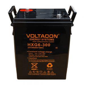 Voltacon GEL Lead Acid Solar Battery 6V / 300Ah