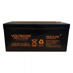 Voltacon GEL Lead Acid Solar Battery 12V / 250Ah