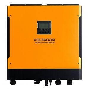Hybrid 5.5kW-E - Single Phase Solar Inverter HSI5000 48VDC. VDE0121 & G59 Certification