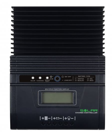 SCC-MPPT 600W Solar Charge Controller