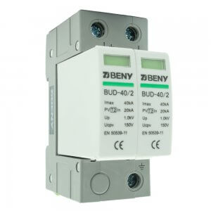 3 Pole Surge Protection 150V