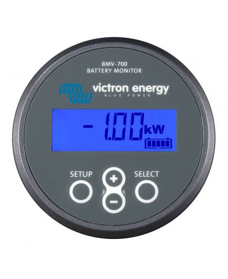 Victron Battery Monitor - BMV702