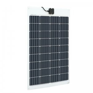 Flexible solar panel 120W 20% efficient