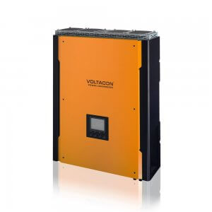 Hybrid 3kW Single Phase Solar Inverter HSI3000 48VDC