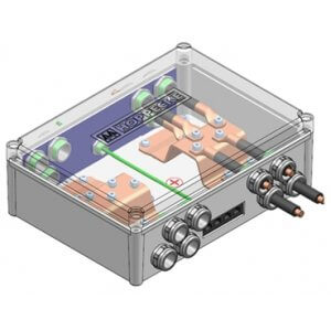 Hoppecke Parallel Kit for connecting energy storage systems
