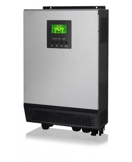 Conversol off-grid solar Inverter 1.5KVA DUO MPPT 12V