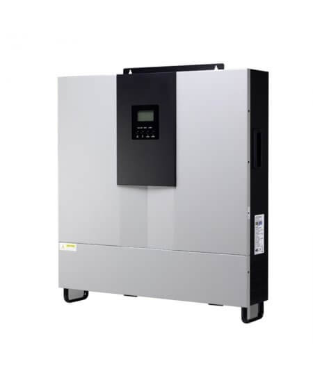 New inverter for the American market  120VAC, 5kW with WIFI Monitoring