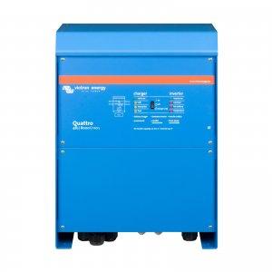 Quattro Inverter/Charger 3kVa - 15kVa