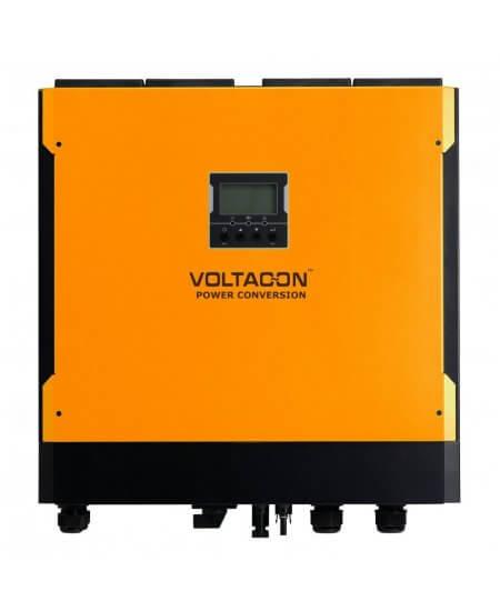 G100 Compliant - Hybrid 5.5kW-E - Single Phase Solar Inverter HSI5000 48VDC. VDE0121 & G59 Certification