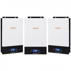 Conversol V5 Super Off Grid-Inverter 15kW, 48V, Parallel, MPPT, Bluetooth