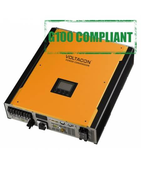 HYBRID 4KW SUPER - SINGLE PHASE SOLAR INVERTER HSI4000 48VDC