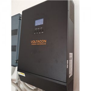 Conversol S1 Off-Grid Inverter - 5kVA, 48V, MPPT Charger
