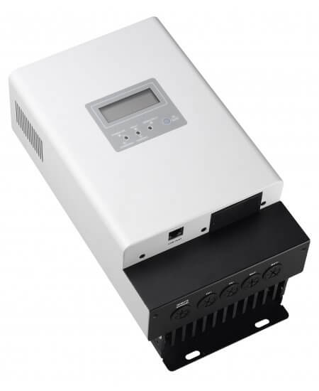Conversol MPPT Battery Charger 12V 24V 48V