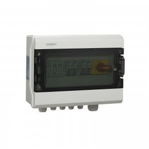 PV Combiner DC Switch Box 2-Way Input 1-Way Output