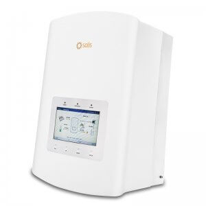 Solis 3600W hybrid inverter with lithium energy storage
