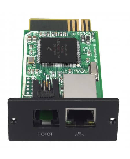 SNMP Web Card Control & Monitoring Inverters