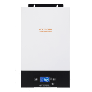 Conversol V5 Super Off Grid-Inverter - 5kVA, 48V, Parallel Function, MPPT, Bluetooth