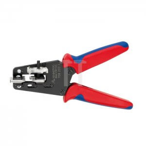 Knipex Precision Stripping Tool 4mm-10mm double insulated cables